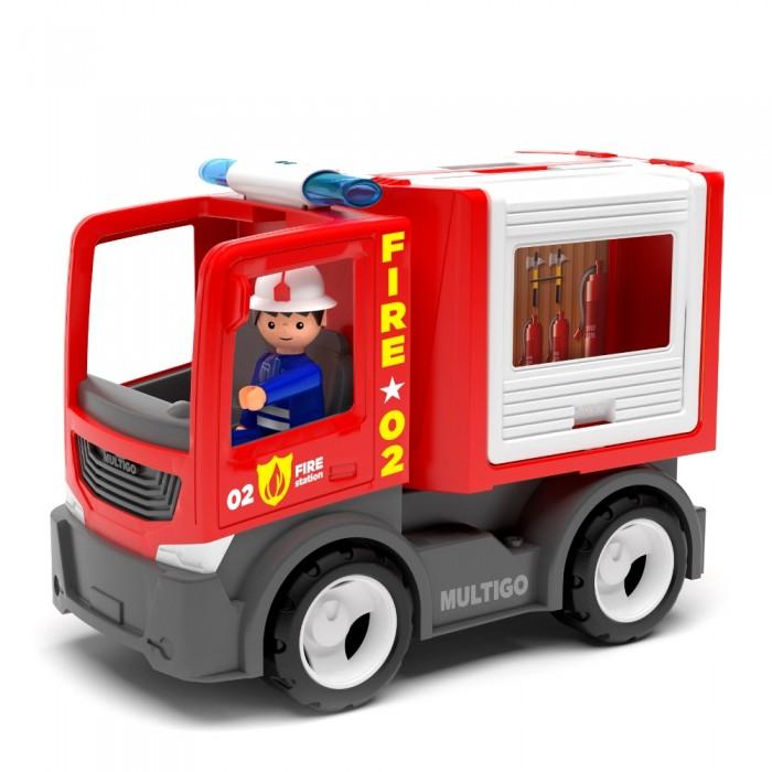 Машины Efko Пожарный грузовик для команды с водителем