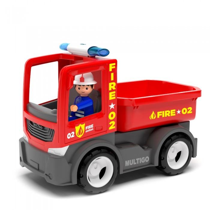 Машины Efko Пожарный грузовик с водителем