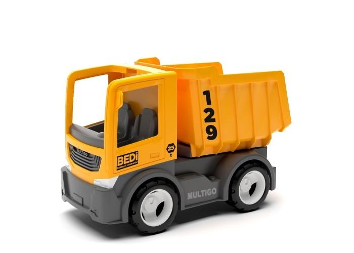 Efko Строительный грузовик-самосвал фото