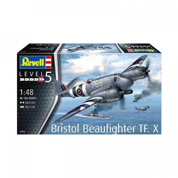 Конструктор Revell Сборная модель самолета Бристоль Бофайтер