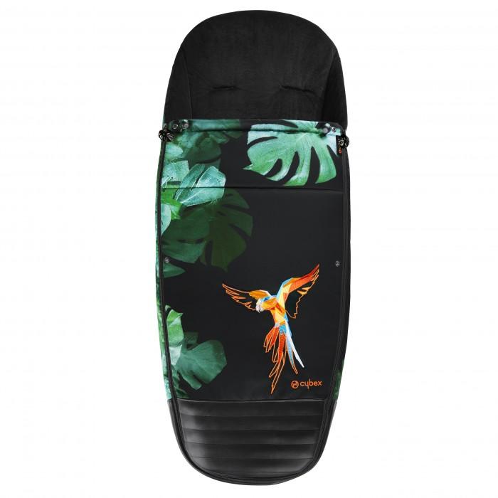 Cybex Накидка для ног для коляски Priam Birds of Paradise