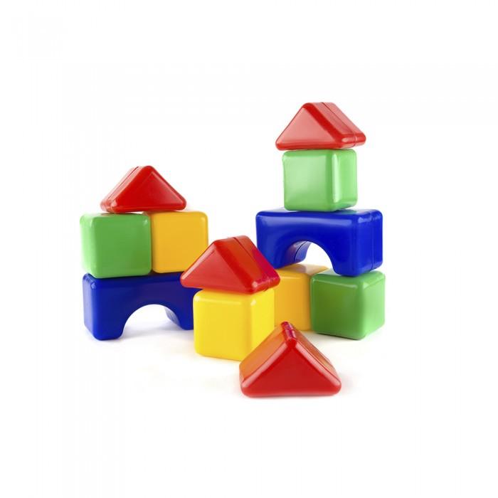 Развивающие игрушки Пластмастер Кубики строительные