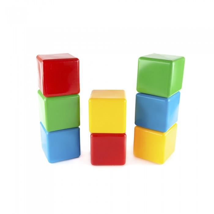 Развивающие игрушки Пластмастер Набор Большие кубики