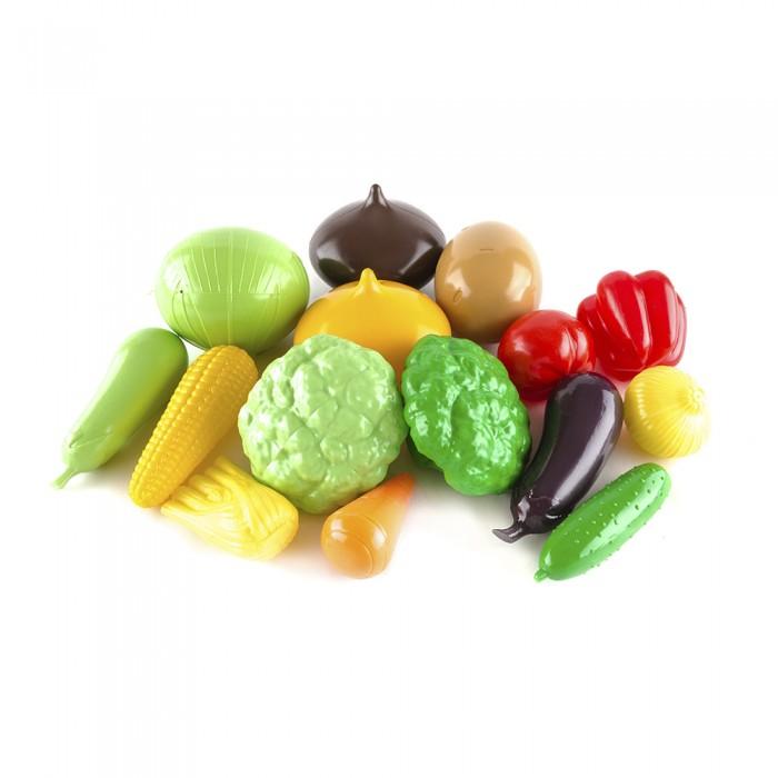 Ролевые игры Пластмастер Набор Большой набор овощей ролевые игры пластмастер набор посуды сахарок