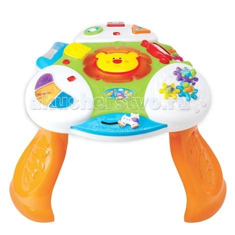 Купить Интерактивный стол KID 050138, Игровой центр Kiddieland Интерактивный стол KID 050138, Kiddieland