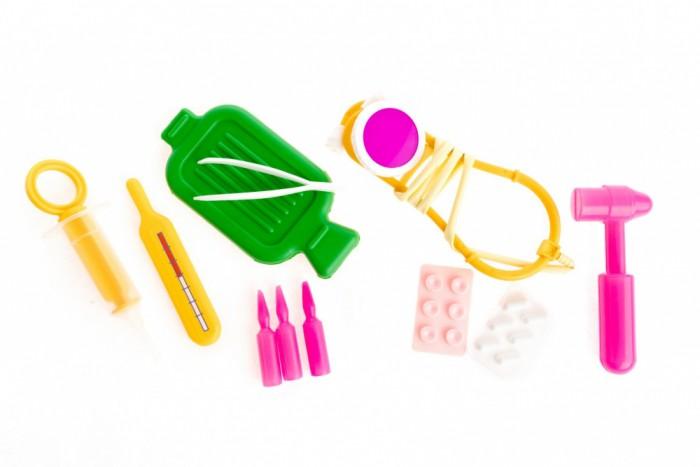 Ролевые игры Пластмастер Набор Врач ролевые игры пластмастер набор посуды сахарок