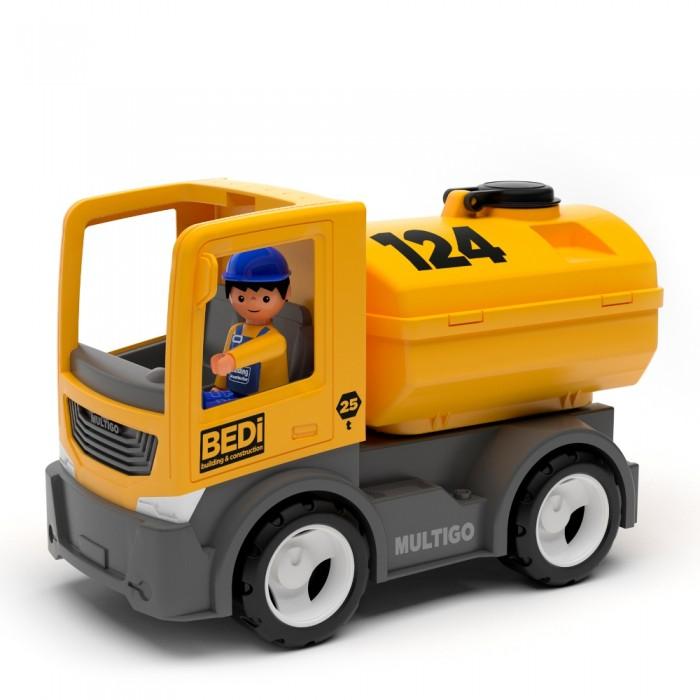 Машины Efko Строительный грузовик-цистерна с водителем