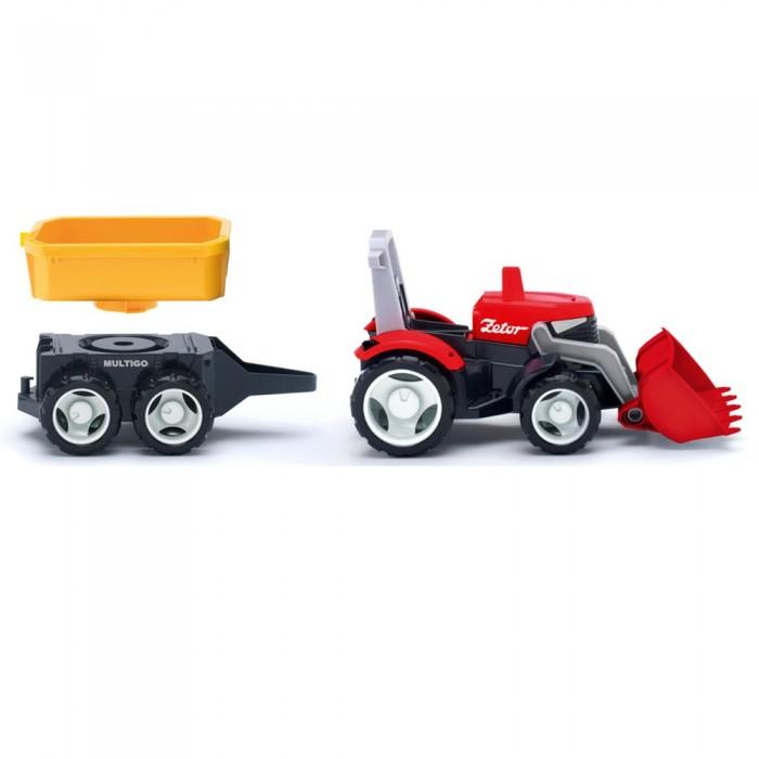 Efko Трактор с дополнительным прицепом 37055EF-CH