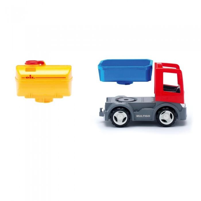 Машины Efko Цистерна со сменным кузовом