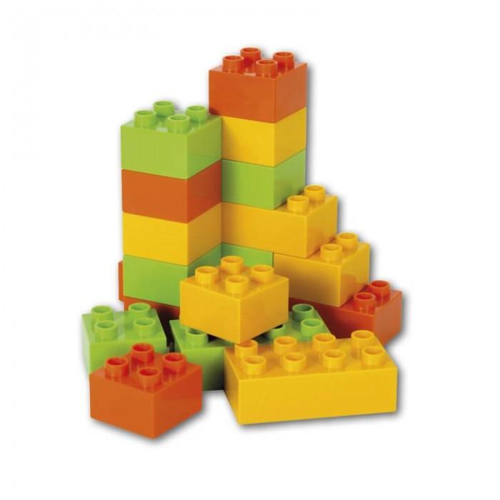 Конструкторы Efko Строительные кубики 18 штук
