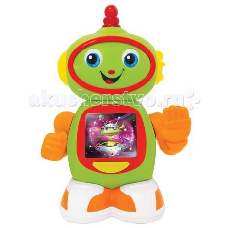 Интерактивная игрушка Kiddieland Приятель робот KID 051367