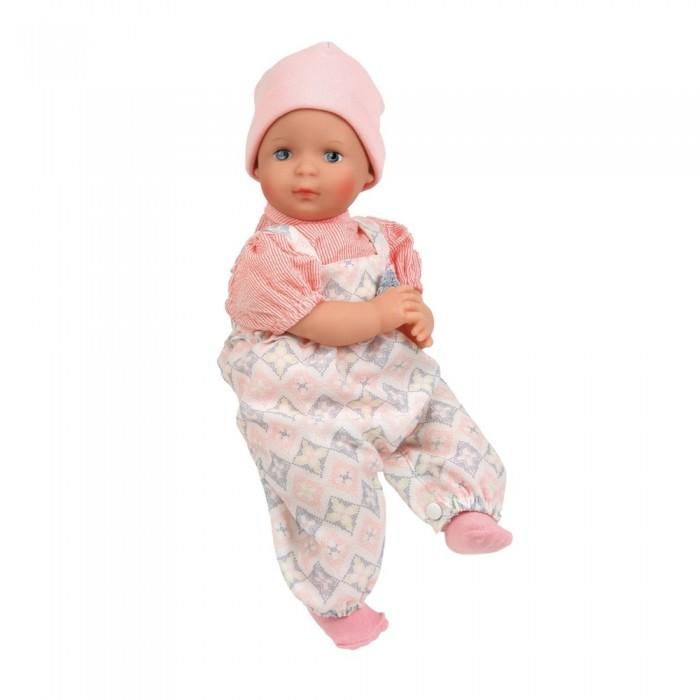 Schildkroet Кукла мягконабивная голубоглазая девочка 30 см фото