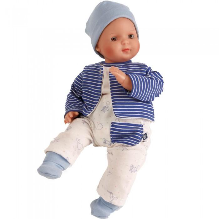 Schildkroet Кукла мягконабивная мальчик 30 см