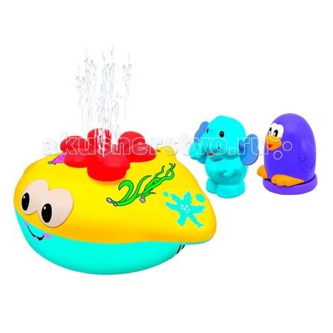 Игрушки для ванны Kiddieland Фонтан с животными