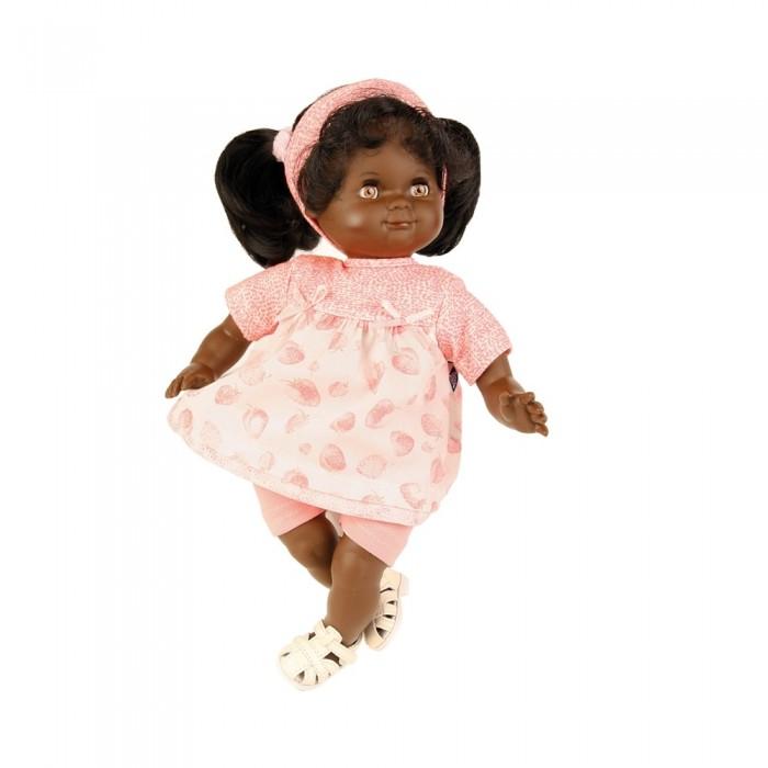 Schildkroet Кукла мягконабивная Санни темнокожая 32 см