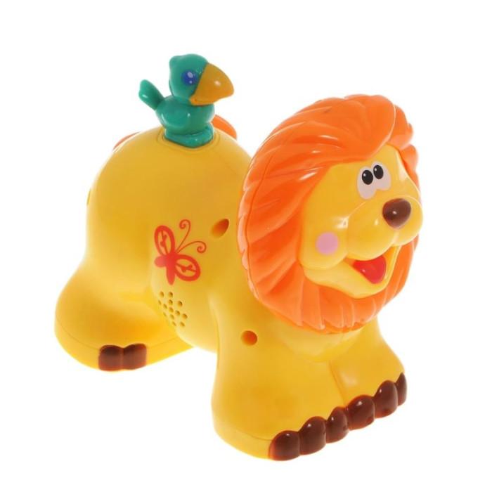 Каталка-игрушка Kiddieland Львенок KID 051706