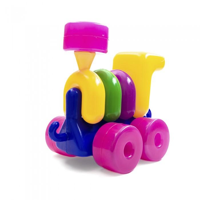 Купить Развивающая игрушка Пластмастер Паровозик Радуга в интернет магазине. Цены, фото, описания, характеристики, отзывы, обзоры