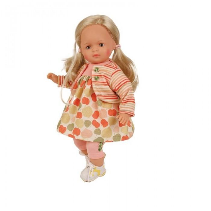 Schildkroet Кукла мягконабивная Ханна блондинка 36 см