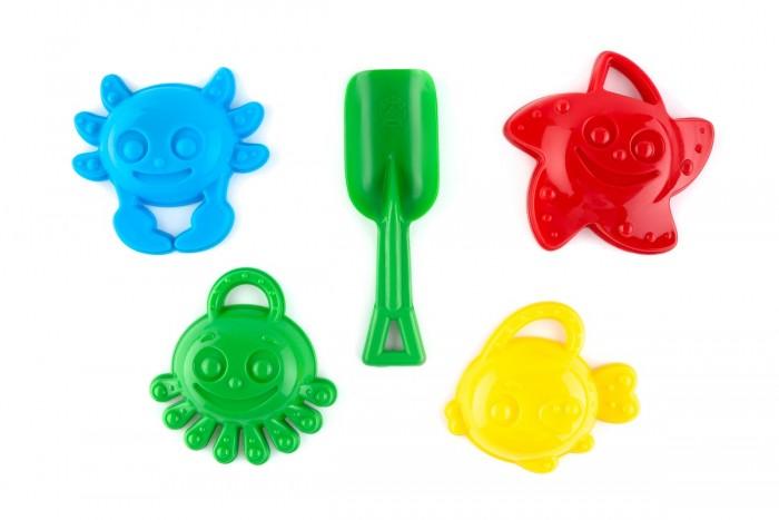 Купить Пластмастер Набор формочек Морские друзья в интернет магазине. Цены, фото, описания, характеристики, отзывы, обзоры