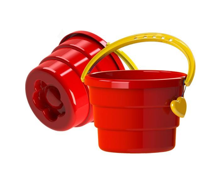 Купить Пластмастер Ведро Цветок в интернет магазине. Цены, фото, описания, характеристики, отзывы, обзоры