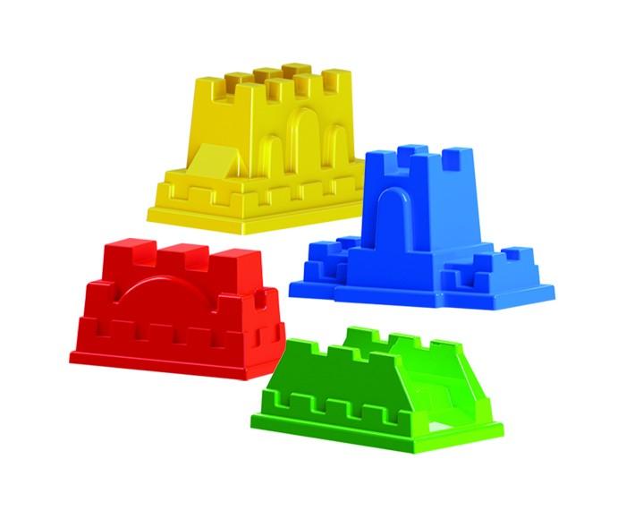 Купить Пластмастер Набор формочек Крепость в интернет магазине. Цены, фото, описания, характеристики, отзывы, обзоры