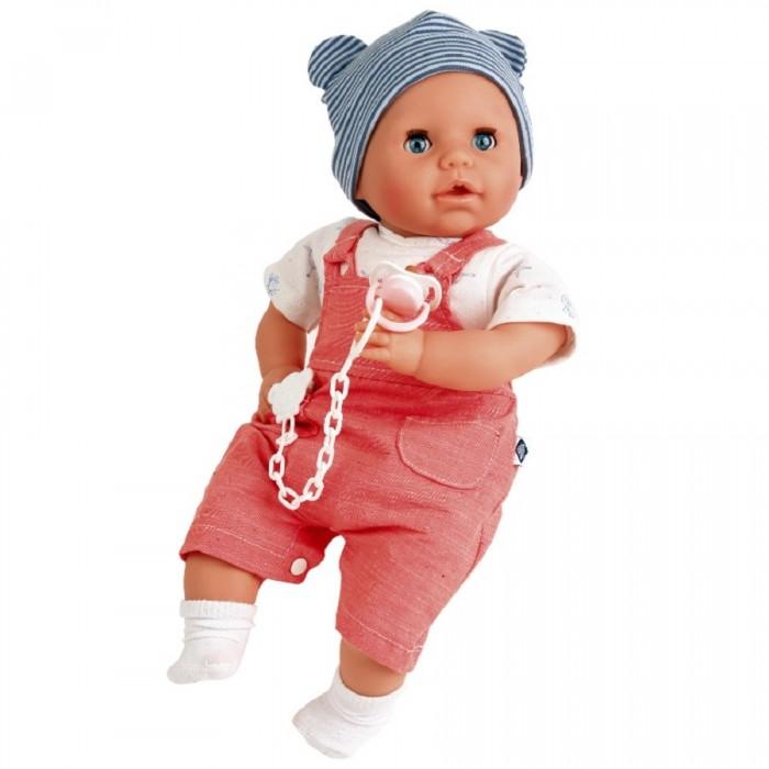 Schildkroet Кукла мягконабивная Эмми с подгузником и соской 45 см