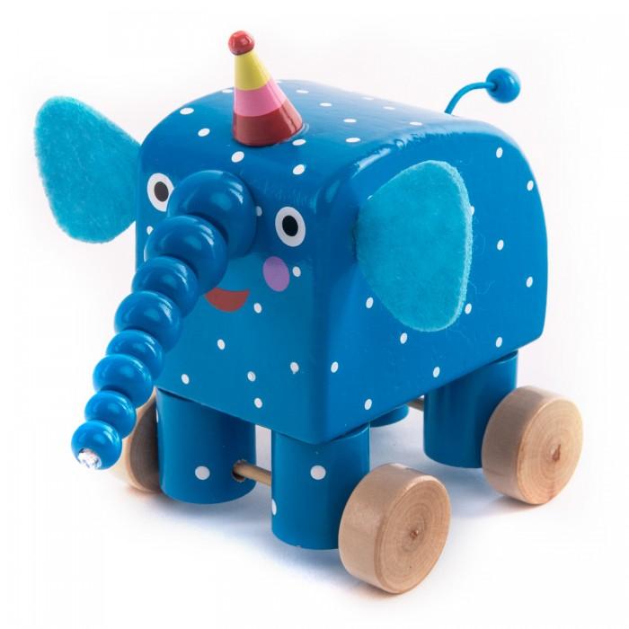 Фото - Деревянные игрушки Деревяшки Фигурка Слон Ду-Ду ду