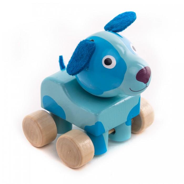 цена на Деревянные игрушки Деревяшки Фигурка Собачка Гав-Гав