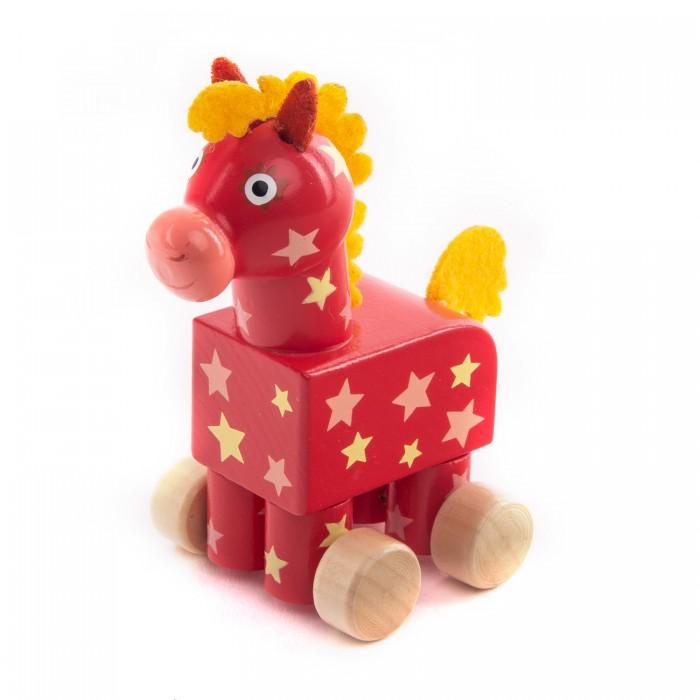 иго го Деревянные игрушки Деревяшки Фигурка Лошадка Иго-Го