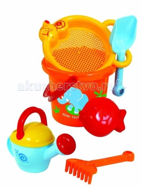 Зимние товары , Игрушки для зимы Gowi Песочный набор Мышка арт: 74487 -  Игрушки для зимы