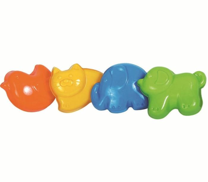 игрушки в песочницу Игрушки в песочницу Gowi Набор формочек для песка Животные