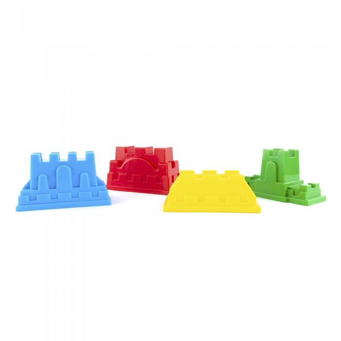 Игрушки в песочницу Пластмастер Формочка Крепости