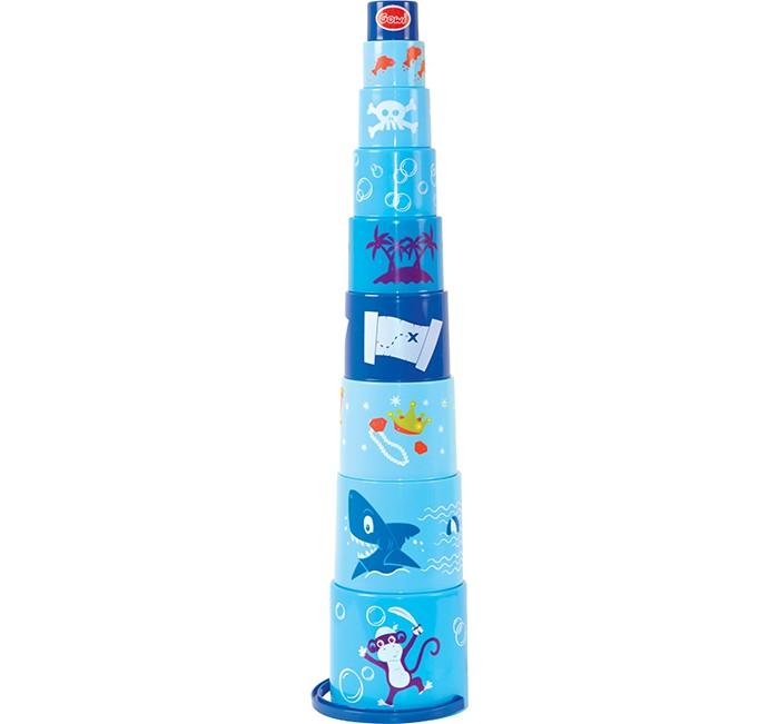 Купить Развивающая игрушка Gowi Пирамида Пират в интернет магазине. Цены, фото, описания, характеристики, отзывы, обзоры
