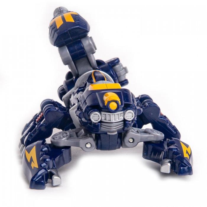 Metalions Робот трансформер Скорпио Мини