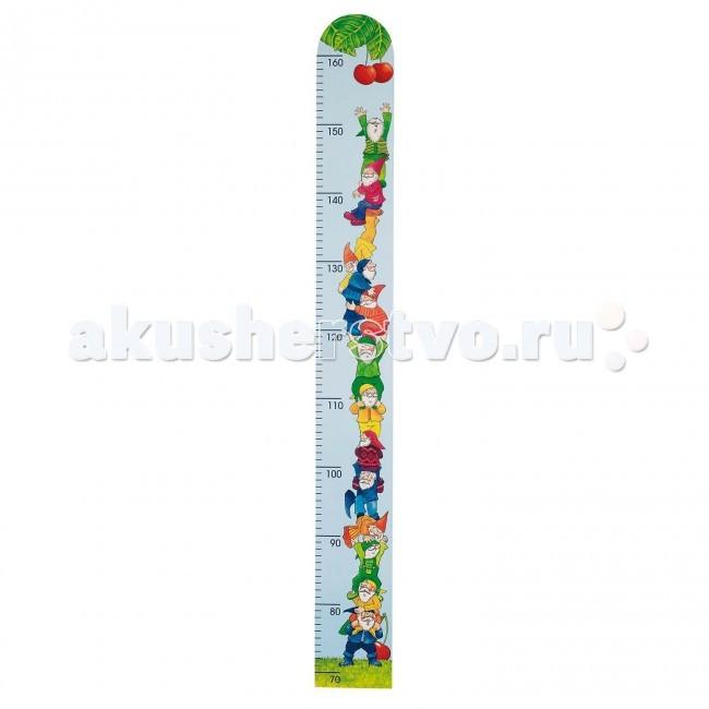 Деревянные игрушки Goki Ростомер Гномы
