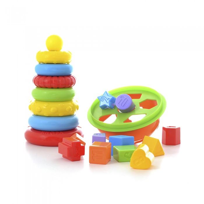 Купить Развивающая игрушка Knopa набор Грибочек в интернет магазине. Цены, фото, описания, характеристики, отзывы, обзоры