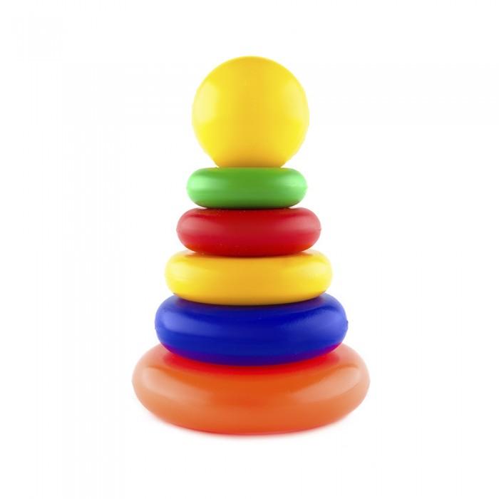Развивающие игрушки Пластмастер Пирамида Малышок