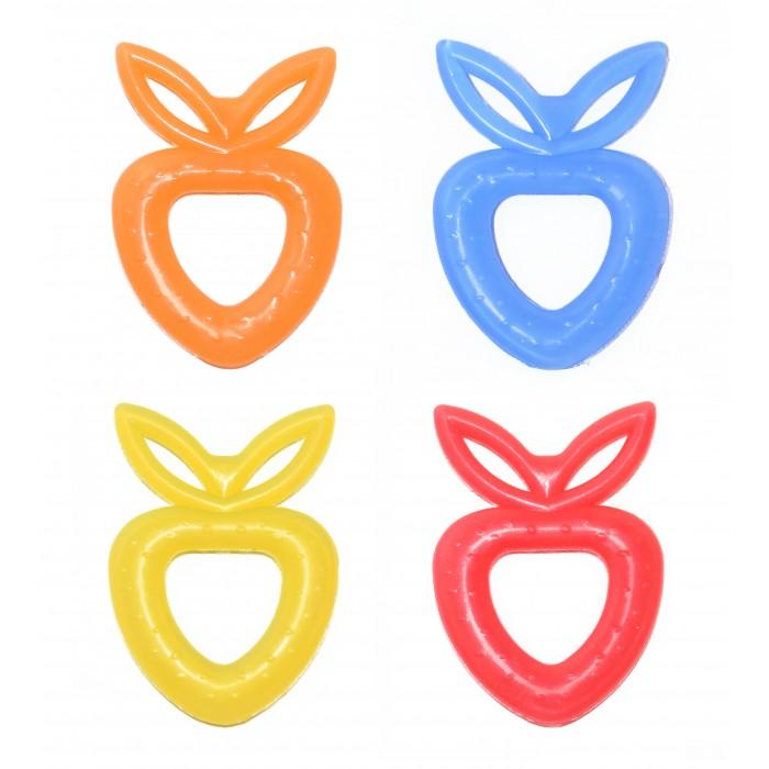 Купить Прорезыватель Knopa Массажер силиконовый для десен Клубничка в интернет магазине. Цены, фото, описания, характеристики, отзывы, обзоры