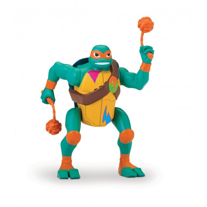 Playmates TMNT Фигурка Черепашки-ниндзя Микеланджело ниндзя-атака 15 см фото