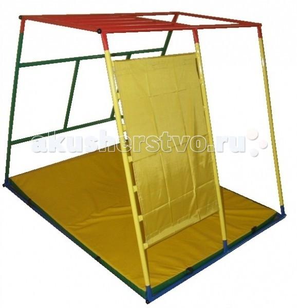 Спортивные комплексы Ранний старт Защитная стенка малая для детского спортивного комплекса Стандарт и Люкс