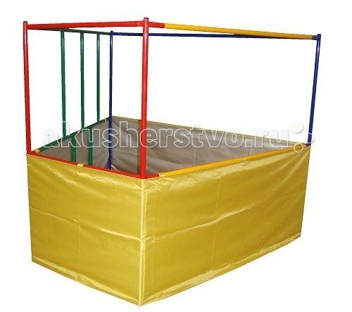 Спортивные комплексы Ранний старт Защитная стенка большая для детского спортивного комплекса Стандарт и Люкс