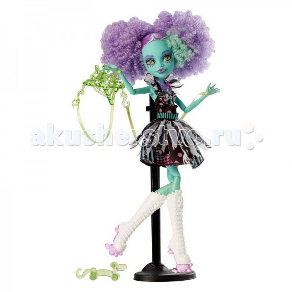 Monster High Кукла из серии Шапито Honey Swamp