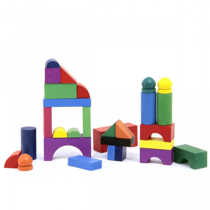 Картинка для Деревянные игрушки Фабрика фантазий Конструктор Собери сам