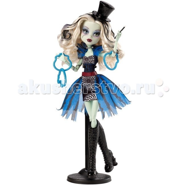 Monster High Кукла из серии Шапито Frankie Stei