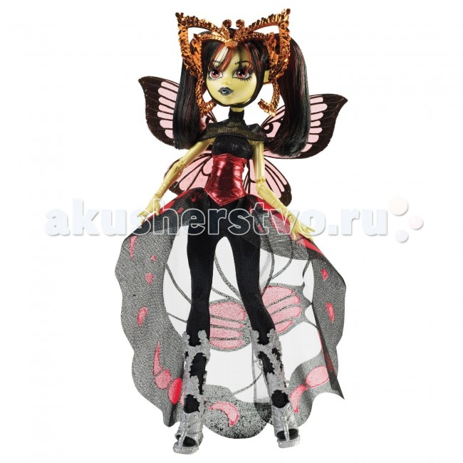 Куклы и одежда для кукол Monster High Кукла Бу Йорк, Бу Йорк Луна Мотьюс