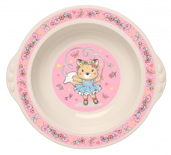 Купить Пластишка Тарелка детская глубокая с декором в интернет магазине. Цены, фото, описания, характеристики, отзывы, обзоры