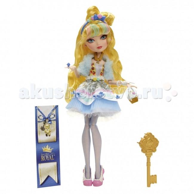 Куклы и одежда для кукол Ever After High Кукла Блонди Локс