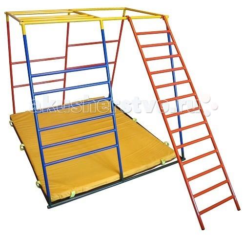 Ранний старт Дополнительная лестница для детского спортивного комплексаДополнительная лестница для детского спортивного комплексаРанний старт Дополнительная лестница для детского спортивного комплекса. Спортивный аксессуар к спорткомплексам любой модификации. Изготовлена из металла, покрыта порошковым напылением.   Крепится к спорткомплексам специальными крюками. Используется как дополнительная лестница, позволяющая сделать дополнительную плоскость для игр.<br>