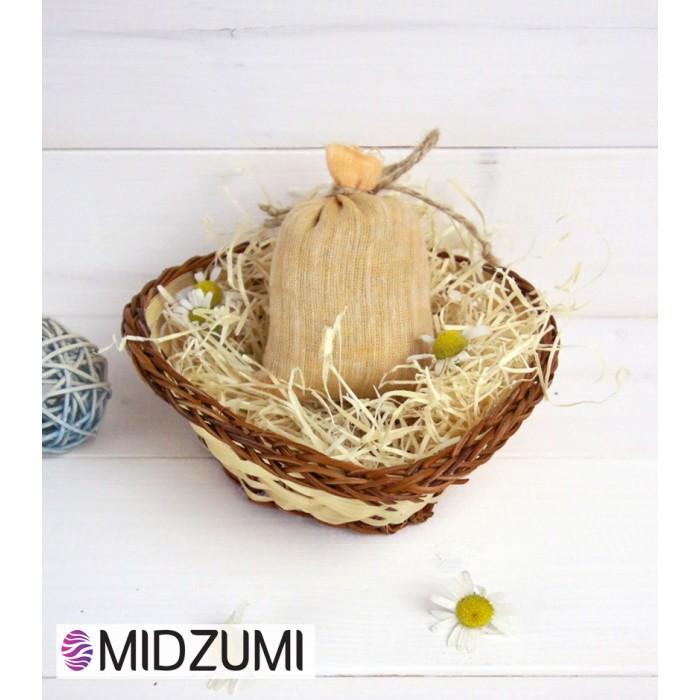 Купить Midzumi Ароматическое саше Секрет гармонии (корзина сердечко) в интернет магазине. Цены, фото, описания, характеристики, отзывы, обзоры