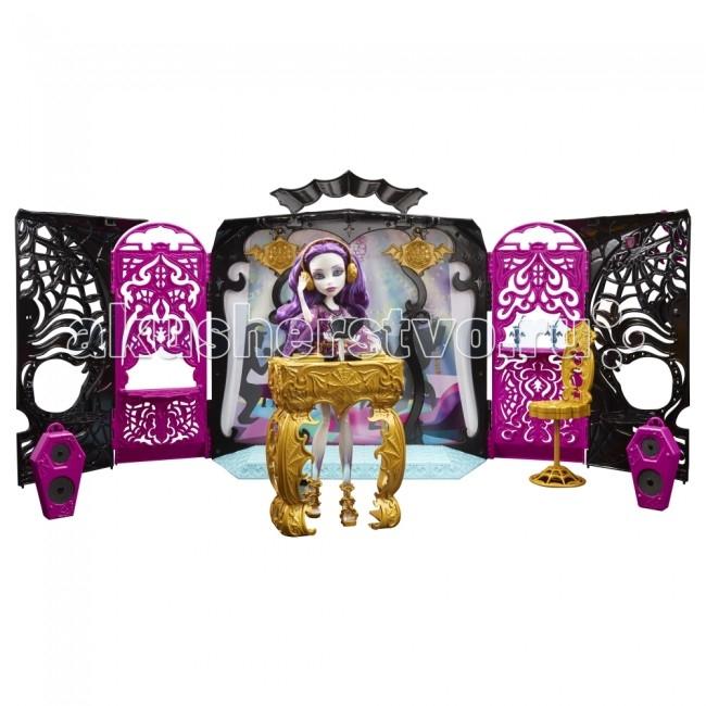 Куклы и одежда для кукол Монстер Хай (Monster High) Набор 13 желаний Монстростическая Вечеринка куклы монстер хай купить эбби и хит видео